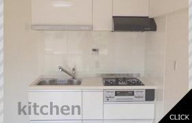 キッチン周りのリフォームのイメージ